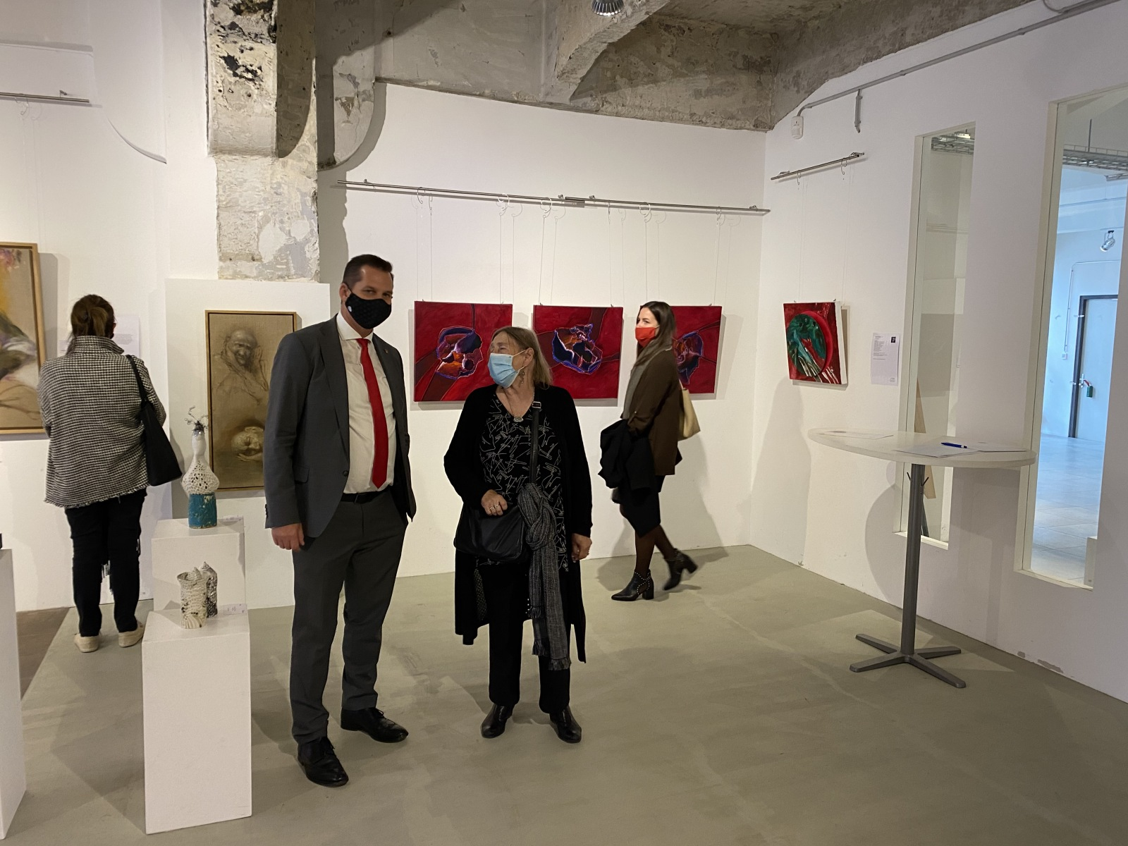 Ausstellung First Choice Oktober 2020